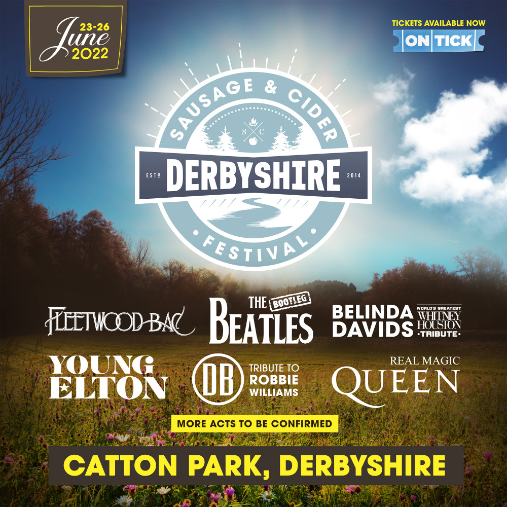 Derbyshire music festival